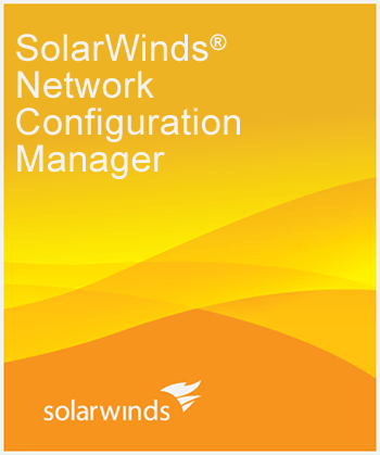 solarwinds configuration management